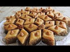 Pistachio Baklava, Algerian Recipes, Algerian Food, Apple Pie, Waffles, Biscuits, Sweets, Breakfast, Cake