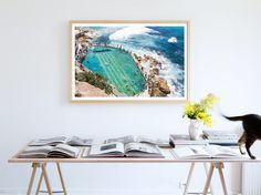 Bronte Beach - Limited Edition Print