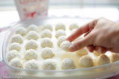 Romige raffaello dessert   Kookmutsjes