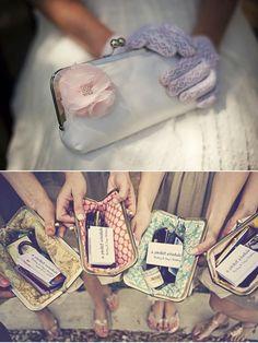 Bridesmaids' gift ideas