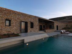 deca architecture / casa aloni, antiparos (landscape architecure: doxiadis+)