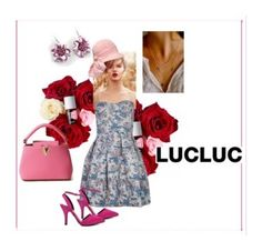 """""""lucluc I/1"""" by nihada-niky ❤ liked on Polyvore featuring Yves Saint Laurent, women's clothing, women, female, woman, misses and juniors"""