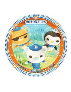Celebrate with your favorite characters with these The Octonauts Dinner Plates! Includes 8 paper dinner plates that each measure in diameter.Includes The Octonauts Dinner Plates. Paper plates measure approximately in diameter. Party In A Box, I Party, Party Games, Party Ideas, 5th Birthday, Birthday Parties, Birthday Ideas, Octonauts Party, Party Stores