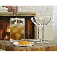 Cocktail Mixing Glass $14.95