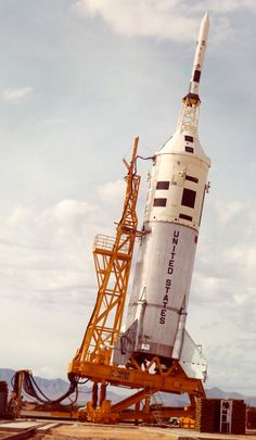 50th Anniversary of Little Joe-II A-004 Mission, testing the Apollo abort system