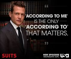 Suits l Harvey Specter Quotes Harvey Specter Suits, Suits Harvey, Suits Tv Series, Suits Tv Shows, Suits Usa, Harvey Spectre Zitate, Suits Quotes, Gabriel Macht, Gina Torres