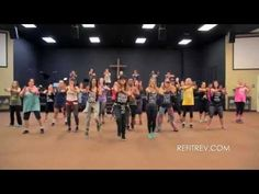 Everything you need to know about zumba Shut Up and Dance    Walk The Moon    Dance Fitness Choreography    REFIT® Revolution - YouTube