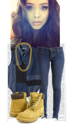 """Keep your head up."" by cheerstostyle ❤ liked on Polyvore"