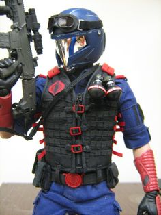 Male Cosplay, Cosplay Costumes, Cobra Commander, Gi Joe Cobra, Live Action Movie, Snake Eyes, Weapon Concept Art, Deathstroke, Sideshow