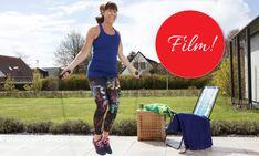 Har ditt gym sommaruppehåll? Är du på semester och saknar träningen? Ingen fara! Vår sjukgymnast Åsa Rippe har satt samman ett cirkelträningsprogram som aktiverar hela kroppen – ett program...