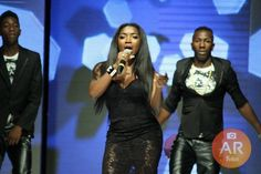 """Pérola, Lura e Ary animam a gala de eleição da """"Miss Angola 2015"""" http://angorussia.com/entretenimento/musica/perola-lura-e-ary-animam-a-gala-de-eleicao-da-miss-angola-2015/"""