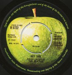 THE BEATLES / Hey Jude (1968)