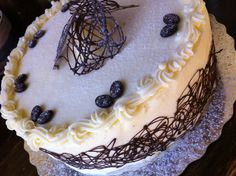 Berry shortcake with vanilla buttercream icing. Many sizes available. Baked from scratch. @Wagamama Pastries & Cafe