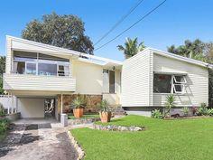 1960s midcentury modern property in Narraweena, New South Wales, Australia