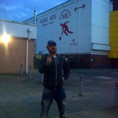 Shout goes out to Moss Side.- He was there, today, 18/1. It's only 7.3 miles from my house!! Aaarrrgggghhhh!!!!!