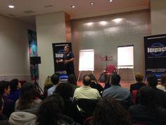 """Febrero 2016. Conferencia """"FORMADORES QUE IMPACTAN: 5 CLAVES FUNDAMENTALES PARA TRANSMITIR Y DEJAR HUELLA EN EL SIGLO XXI"""", en Madrid (espacio Ronda). #JosepeCoach #formadores #formación #coac"""