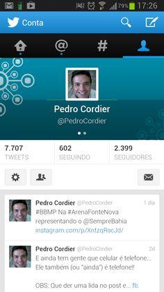 A nova atualização do Twitter para smartphones ficou muito bacana!! Para ficar por dentro das novidades, acesse o novo post do BLOG Conectividade no portal iBahia.com >> http://www.ibahia.com/a/blogs/conectividade/2013/04/04/twitter-disponibiliza-atualizacao-para-android-4-0/