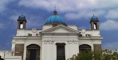 Catedral Metropolitana, vista posterior - Ciudad de Guatemala