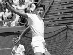 He won singles at the Australian, British, and American championships and was a semifinalist at the French championship, losing to Luis Ayala 11–9, 6–4, 4–6, 2–6, 5–7.he right-handed Cooper was the top ranked player in both 1957—when he was a Wimbledon and Forest Hills finalist, and Paris semi-finalist—and in 1958. Cooper played on the Australian Davis Cup team that won the cup in 1957, and were finalists in 1958. In 1959, he married Helen Wood, Miss Australia 1957, and turned…