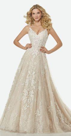 Wedding Dress Inspiration - Randy Fenoli Bridal