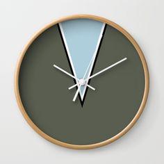 Uve #6 (By Salomon) #print #lamina #clock #frame #decor #decoration #decoracion #interior #home #wall #casa #frame #pattern #mosaic #mosaico #texture #gradient #abstract #colorblock #pop #love #pattern #society6 @society6