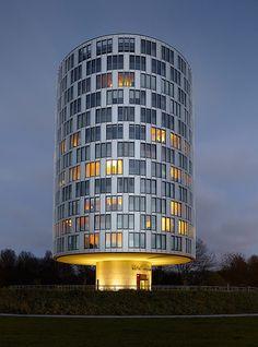 Schutterstoren Amsterdam Osdorp Woontoren