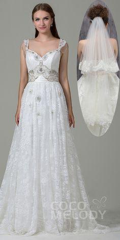 $452. Nice beading work #weddingdress. #cocomelody