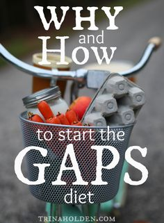 I love to mentor others in this wonderful, healing diet. Here's a list of posts I've written, as well as links to the best GAPS Diet Resources I've found online.