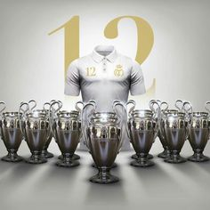 La del by Real Madrid Champions League, Real Madrid Team, Ronaldo Real Madrid, Uefa Champions League, Madrid Football Club, Football Is Life, Best Football Team, Rafael Nadal, Equipe Real Madrid