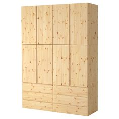 Ivar Storage Combination, Pine