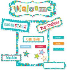 Our Class Stars Bulletin Board Set  #creativeteachingpress #classroomwishlist #classroomideas