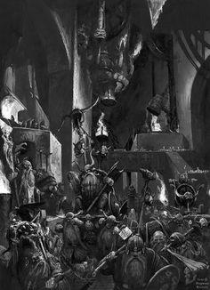 11b.jpg - Warhammer Dwarf Artwork - Gallery - Bugmans Brewery - The Home for all Warhammer Dwarf Fans