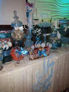 Candy Vixen Candy Bar Buffets