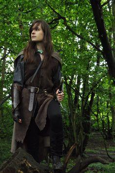 Aragorn genderbent cosplay