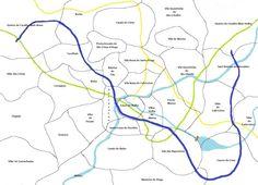 Casco de Rolha: Localização de Casco de Rolha