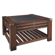 Authentic Models Game Table - Black