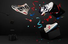 Sneakers Magazine (15/2012) on Behance