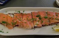 Restaurant and Foodie News | Zagat Blog	 Best Thing We Ate Today: Smoked Salmon Tartine at Cuisine de Bar by Poilâne