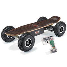 The All Terrain Electric Skateboard.