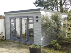 upvc cladding home office - Google Search
