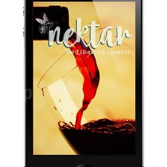 #nektarmobile #libationlocator #wine