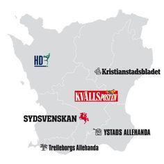 karta-logos Map, Trelleborg, Location Map, Maps