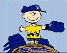 Charlie Brown Dodgers Gear, Let's Go Dodgers, Dodgers Baseball, Baseball Mom, Football, Baseball Stuff, Go Blue, Home Team, Dodger Blue