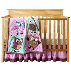 Target Mobile Site - Calico Owls Collection by Bananafish Baby Nursery Decor, Nursery Room, Baby Room, Girl Nursery, Owl Crib Bedding, Babies R, Playroom Decor, Bedroom Decor, Crib Sets
