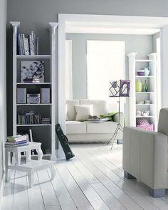 Salón ideal ofrecido por la revista Mi casa