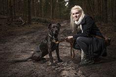https://flic.kr/p/RZXgFg   Megan & Millie Dog and owner portrait   Pet portraits in Milton Keynes. Brian Tomlinson Photography: www.bt-photography.co.uk