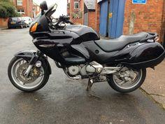 HONDA DEAUVILLE NT650 V-1 - http://motorcyclesforsalex.com/honda-deauville-nt650-v-1/
