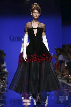 Georges Chakra Haute Couture Fall 2015