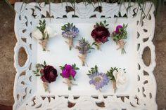 Organic, Elegant Cedarwood Wedding styled in Wine & Lavender | Cedarwood Weddings #cedarwoodweddings