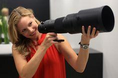 Ein500-mm-Teleobjektiv von Sigma